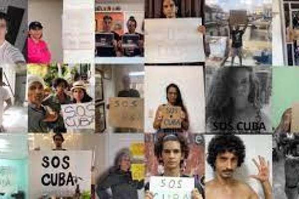 Denuncia de los familiares de detenidos por la dictadura.
